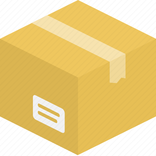 box, bundle, delivery, package, parcel icon