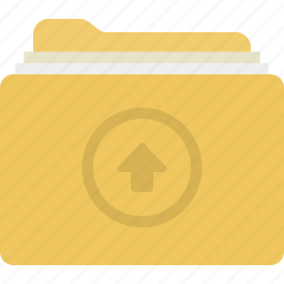 document, file, folder, office icon