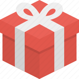 birthday, box, christmas, gift, present, surprise icon