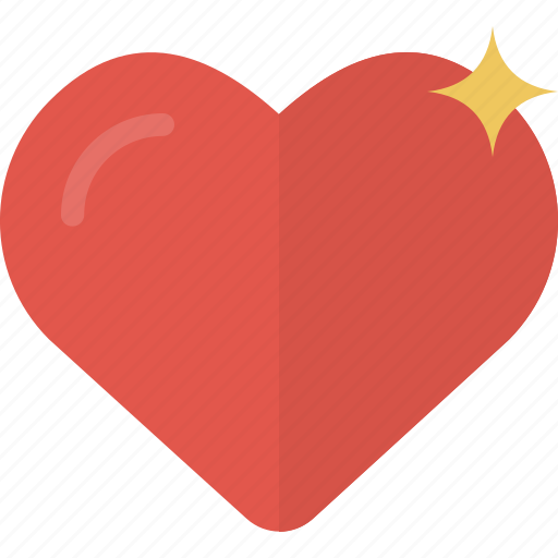 healthcare, heart, love icon