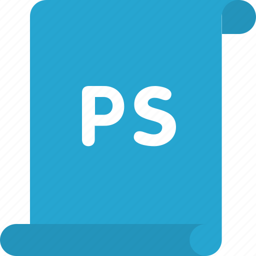 adobe, design, file, photoshop icon