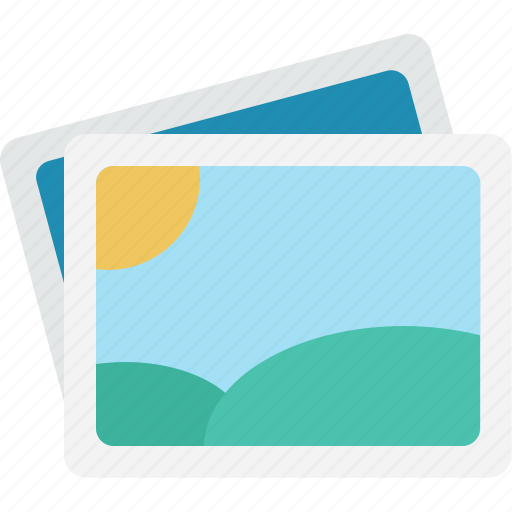 Images, photos, pictures icon - Download on Iconfinder