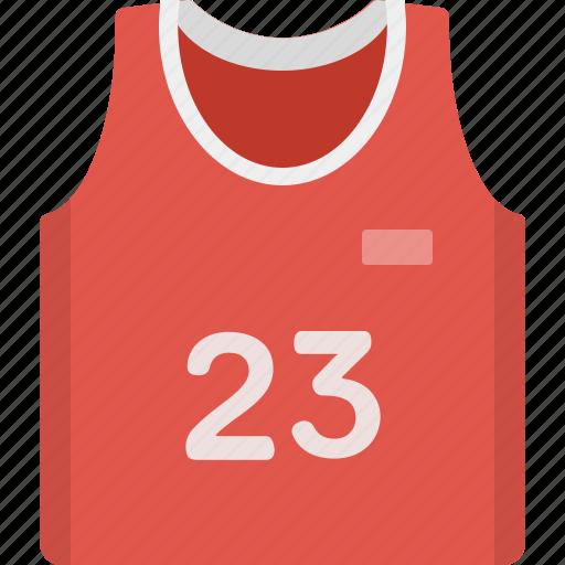 basketball, shirt, sport icon