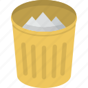 delete, remove, trash icon