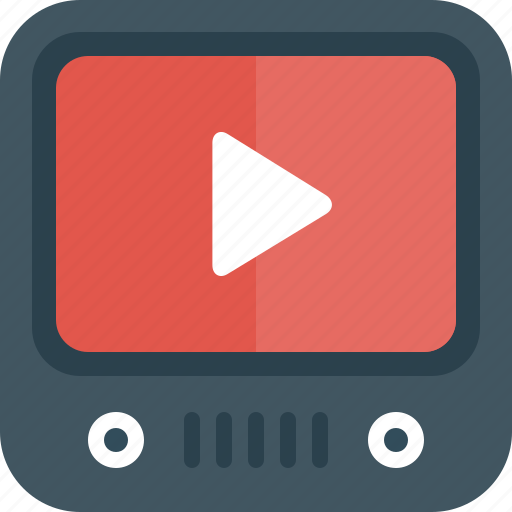 Tv, video, youtube icon - Download on Iconfinder