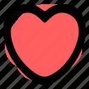 heart, like, love