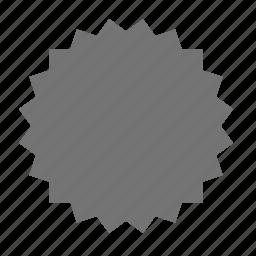 ad, badge, emblem, label, promo, shape, sticker icon