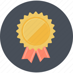 awards, badge, business, flat design, marketing, recommendation icon