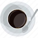 break, coffee, flat desugn, pause, rest, round icon