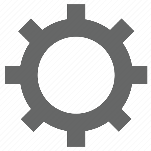 cog, configuration, gear, options, preferences, setting icon