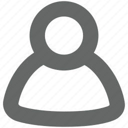 account, avatar, contact, person, personal, profile, user icon