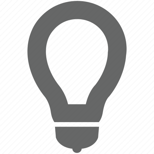 bulb, electric, electricity, energy, idea, light icon
