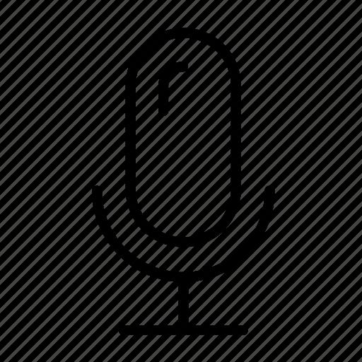 audio, mic, microphone, recording, talk icon