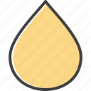 drop, water, wet