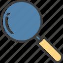 explore, find, search, zoom
