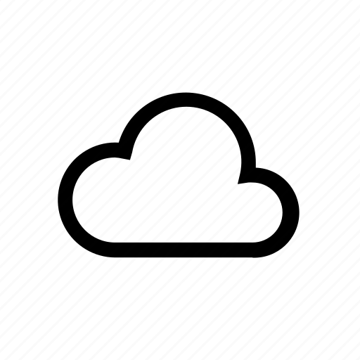 cloud, computing, data, social, storage, wheater icon