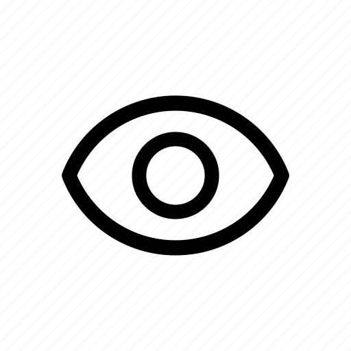 find, look, view, vision, zoom icon