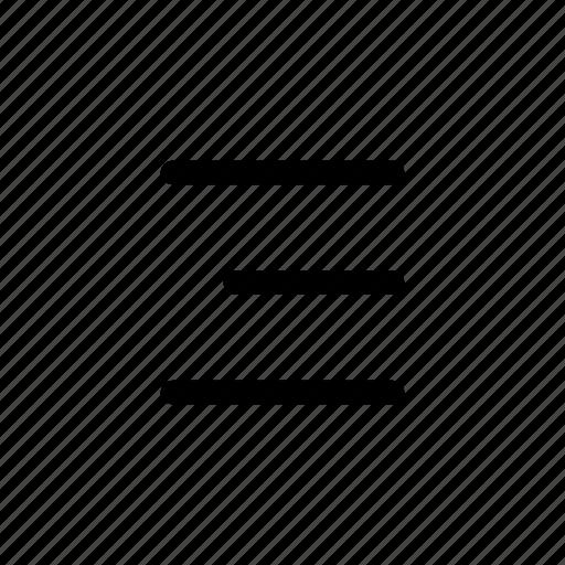 align, alignment, right icon