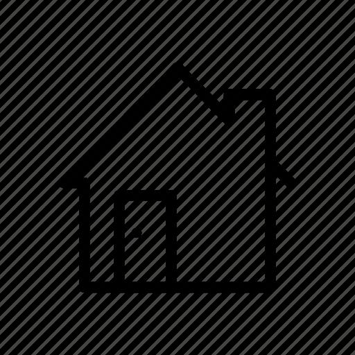 apartment, appliance, home, hut, interior, office icon