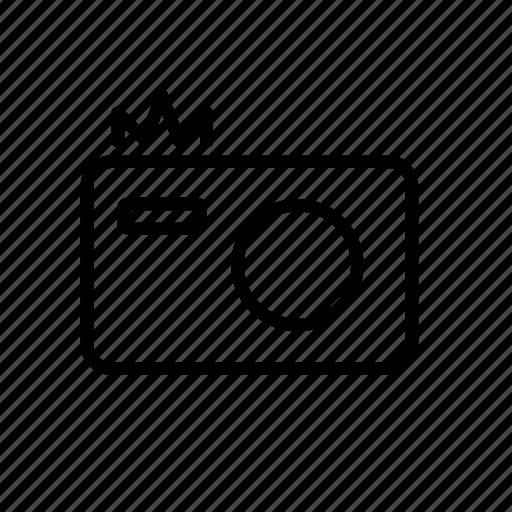 audio, camera, media, music, network, record icon