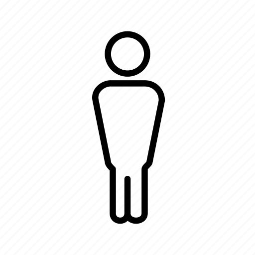 clothes, clothing, man, people, profile icon