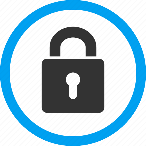 keyhole, locked, password, private, protection, safety lock, secure icon