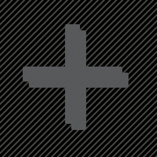 add, create, new, plus, positive icon
