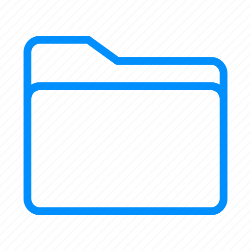 blue, business, document, documents, file, files icon