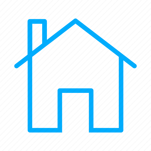 address, apartment, blue, building, buildings, construction icon