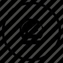 helmet, sefti, space, tool icon