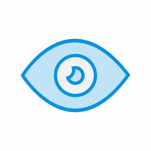 eye, find, look icon