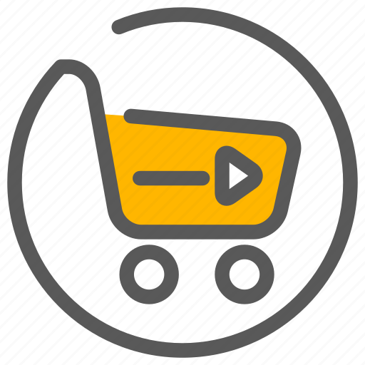 basket, cart, checkout, ecommerce icon