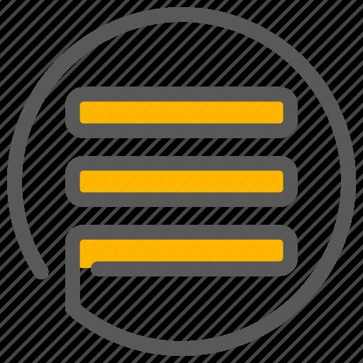 homepage, list, menu, navigation icon