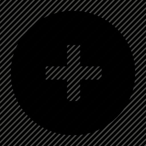 add, create, new, plus, shopping icon
