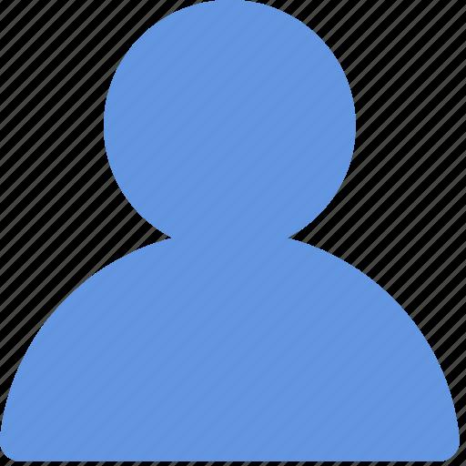 account, female, human, male, person, profile icon