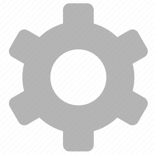 cog, gear, preferences, settings, system, tool icon