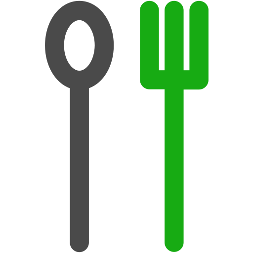 Cutlery, eat, food, spoonfolk icon - Free download