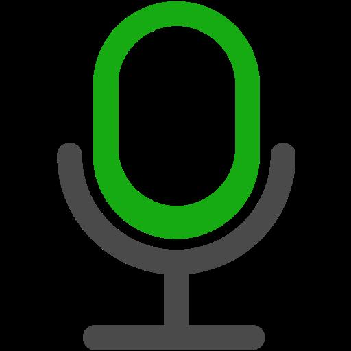 mic, recorder, voice icon