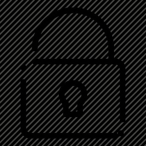 lock, security, unlock icon