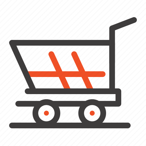 buy, cart, shopping, trolley icon