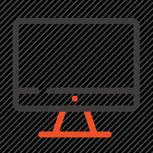 computer, hardware, monitor, screen icon
