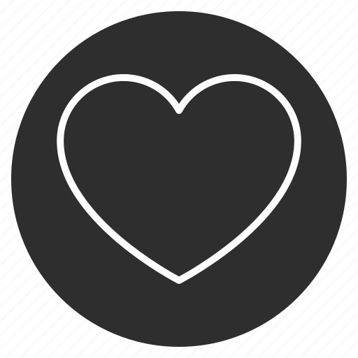 favourite, heart, like, love, valentines icon