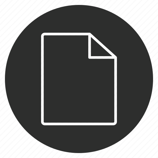 note, notepad, page, paper icon