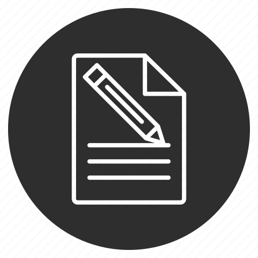 Note, notepad, paper, document icon - Download on Iconfinder