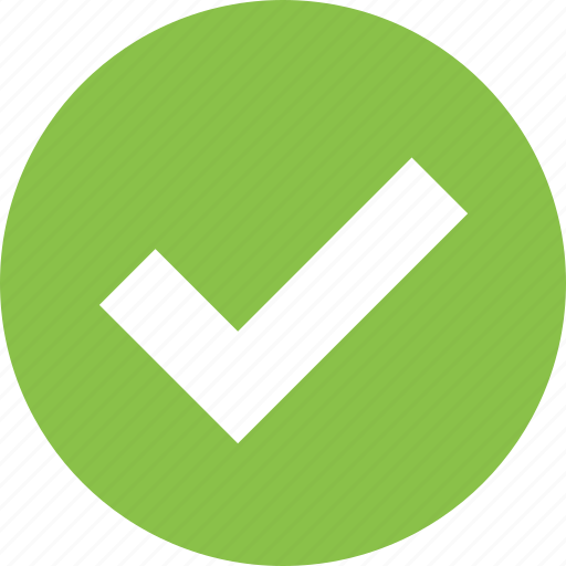 correct, done, ok, success, tick, valid, yes icon