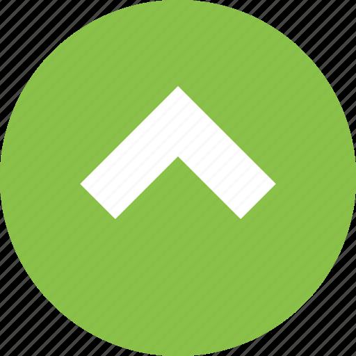 arrow, arrows, direction, up icon