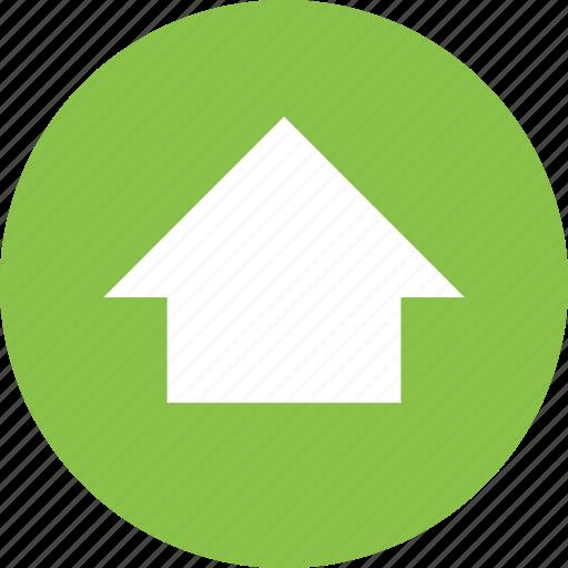 arrow, arrows, cloud, up, upload icon
