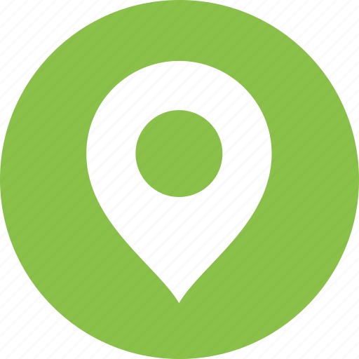 gps, location, map, pin, position icon
