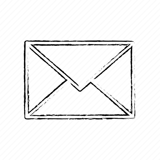 mail, message, text icon