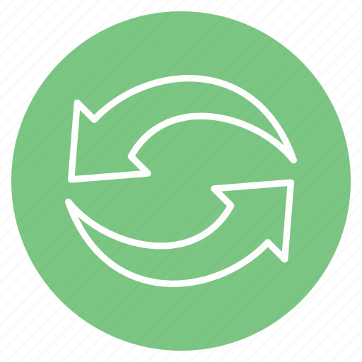 Arrow, direction, repeat icon - Download on Iconfinder
